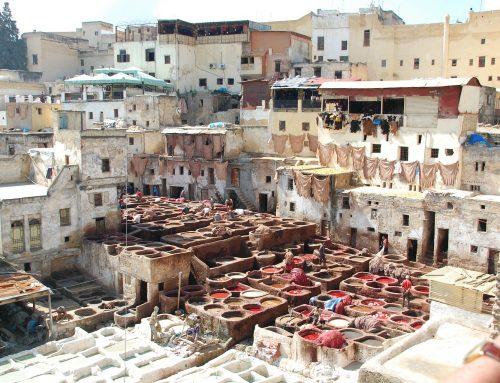 Фес – най-древният град в Мароко